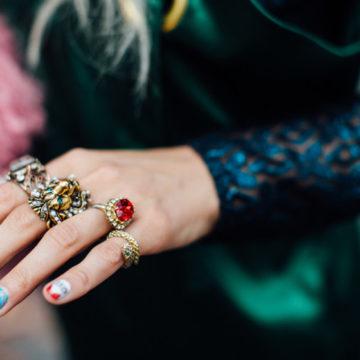 4 ideas de manicuras divertidas para este otoño