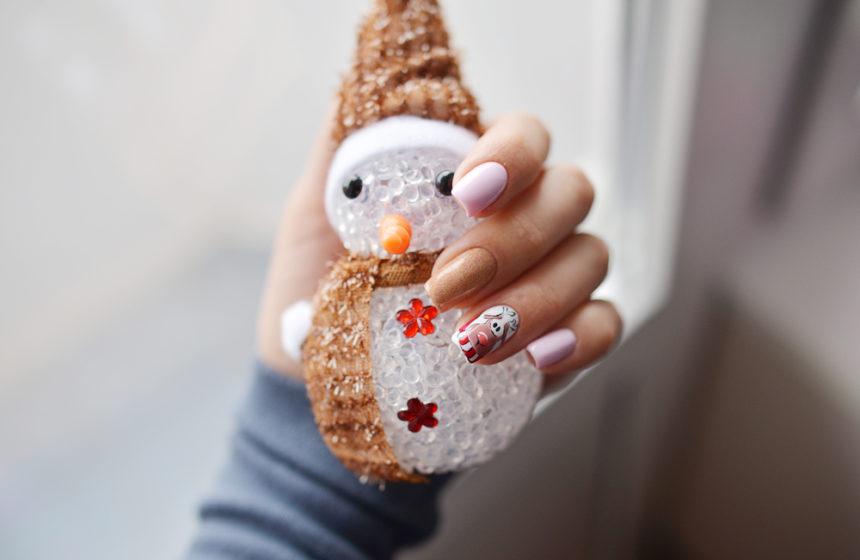 Ideas nail-art para lucir tu manicura este invierno