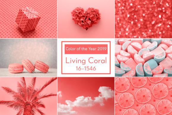 'Living Coral': el color Pantone que aterrizará con fuerza en 2019
