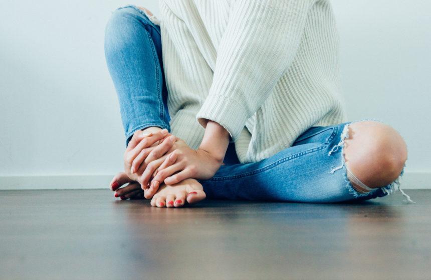Trucos para presumir de pies (sí, también se puede en invierno)