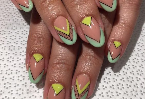 Decoración de uñas