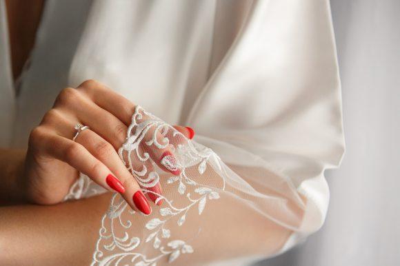 Manicuras para novias