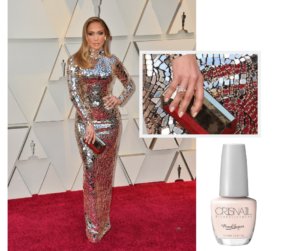 Manicura de alfombra roja: Jennifer Lopez