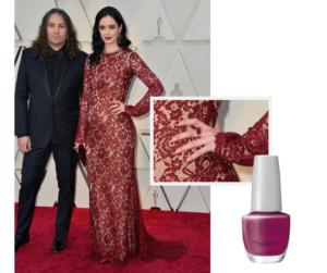 Manicura de alfombra roja: Krysten Ritter