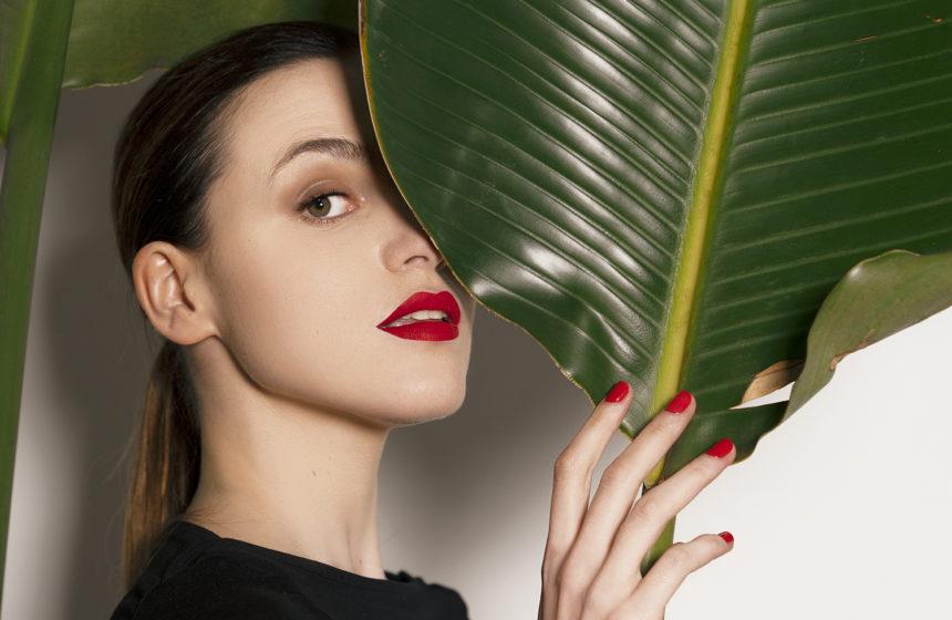 Diseños de uñas decoradas para combinar con tus labiales Color Me Lips